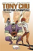 Tony Chu Détective Cannibale - Tome 5 : Première ligue