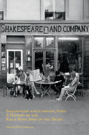 Shakespeare and Company, Paris by Krista Halverson