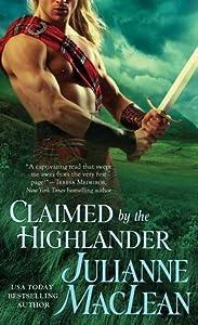 Claimed by the Highlander (Highlander, #2)