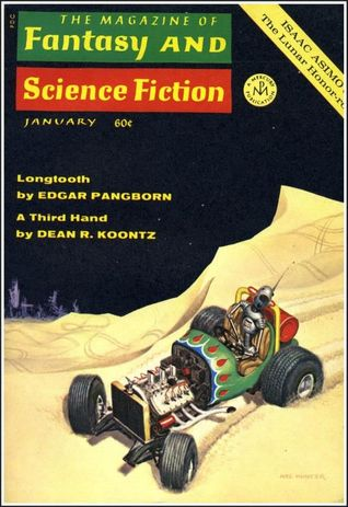 The Magazine of Fantasy and Science Fiction, January 1970 (The Magazine of Fantasy & Science Fiction, #224)