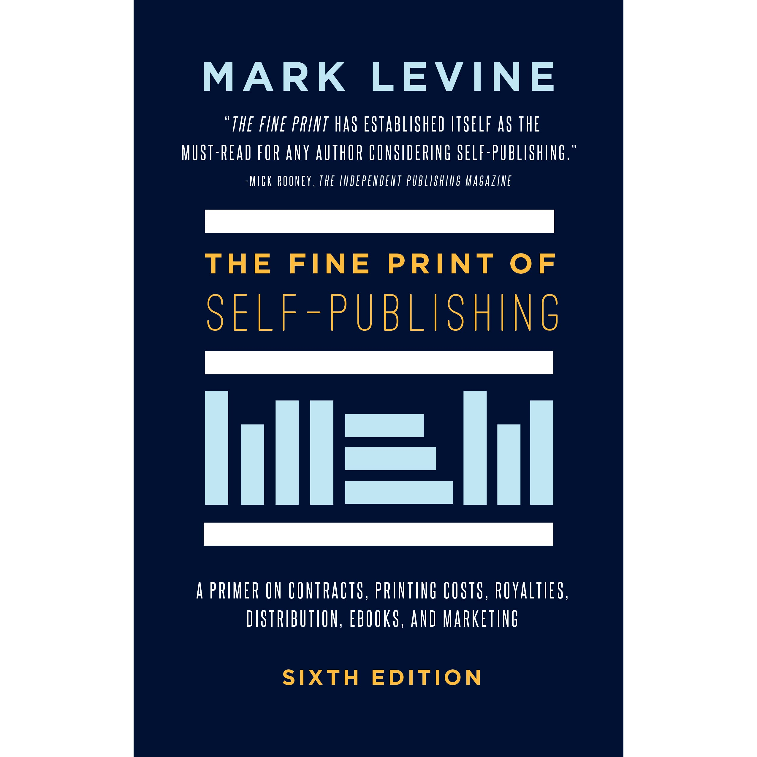 The fine print of self publishing by mark levine fandeluxe Choice Image