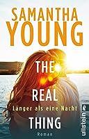 The Real Thing - Länger als eine Nacht (Hartwell Love Stories, #1)
