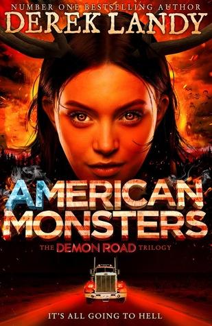 American Monsters (Demon Road, #3)