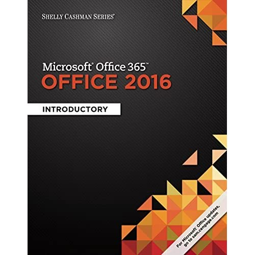 Microsoft office 365 office 2016 introductory by steven m freund fandeluxe Gallery