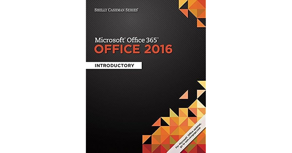 microsoft office 2016 book pdf