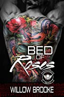 Bed of Roses (Devil Savages MC, #1) by Willow Brooke