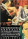 Psychopathia Sexualis in Italian Sinema by Stefano; Mo Piselli