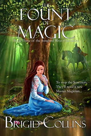 The Fount of Magic (The Songbird River Chronicles #3) Brigid Collins