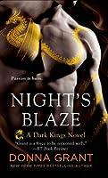 Night's Blaze (Dark Kings, #5)