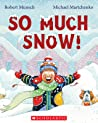 So Much Snow! ebook review