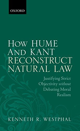 How Hume and Kant Reconstruct Natural Law Justifying Strict Objectivity without Debating Moral Realism