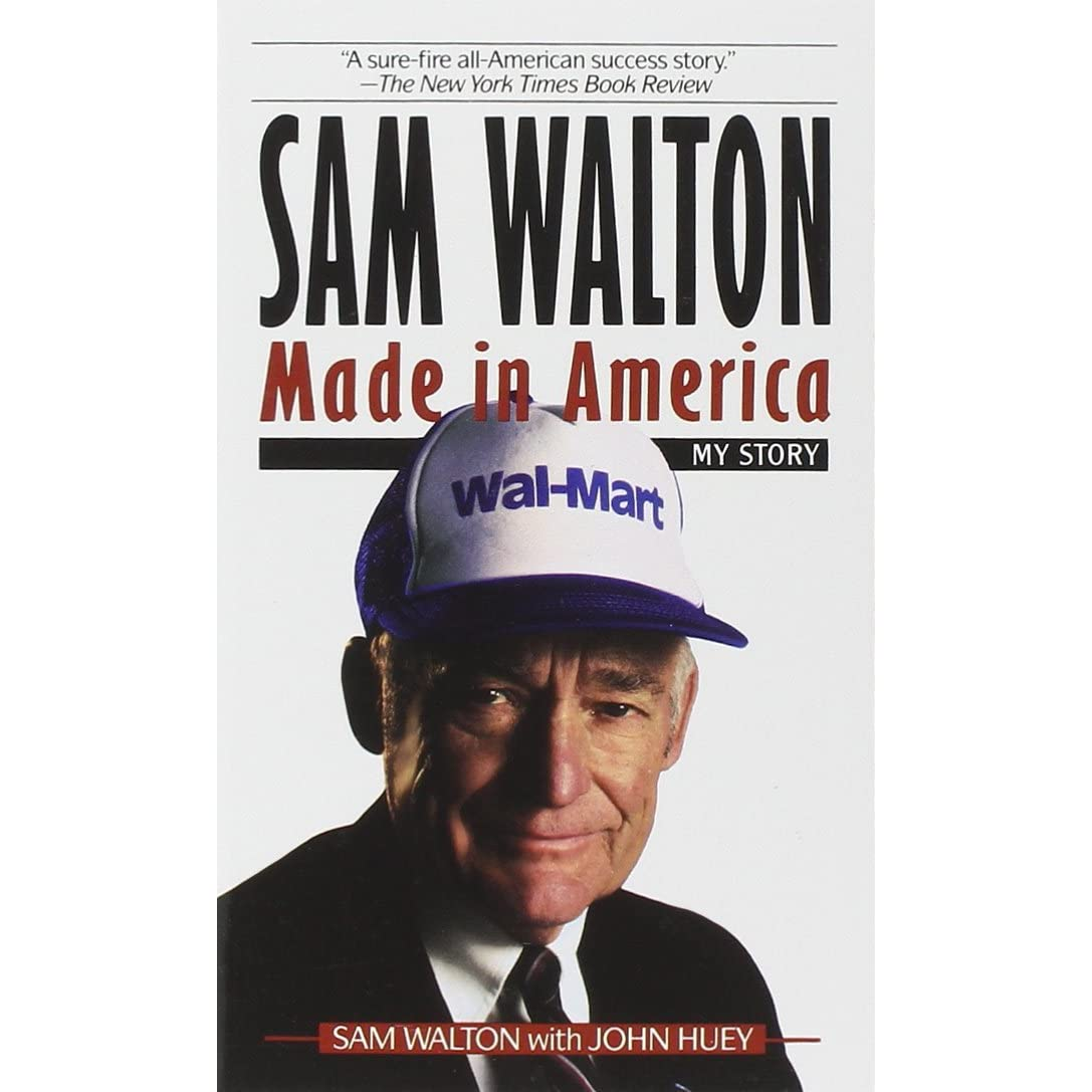 sam walton made in america by sam walton reviews discussion bookclubs lists. Black Bedroom Furniture Sets. Home Design Ideas