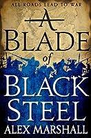 A Blade of Black Steel (The Crimson Empire, #2)
