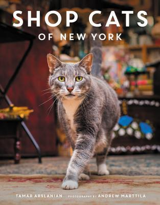Shop Cats of New York by Tamar Arslanian