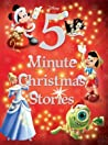 Disney 5-Minute Christmas Stories