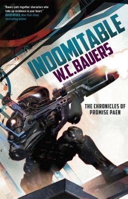 Indomitable (Chronicles of Promise Paen #2)