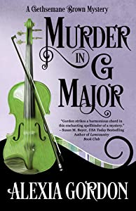 Murder in G Major (Gethsemane Brown Mysteries #1)