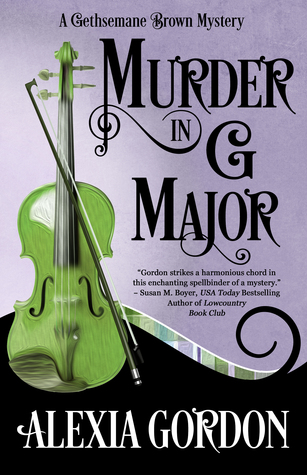 Murder in G Major (Gethsemane Brown Mysteries #1)
