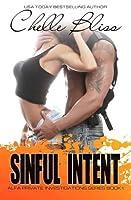 Sinful Intent (ALFA Private Investigations #1)