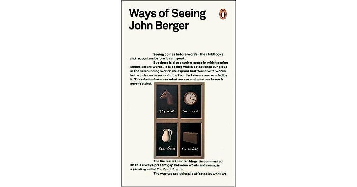 Seeing john pdf berger ways of