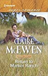 Return to Marker Ranch (Sierra Legacy, #2)