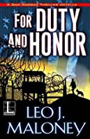 For Duty and Honor (Dan Morgan #4.5)