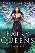 Fairy Queens Books 5-7
