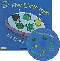 Five Little Men in a Flying Saucer (Classic Books with Holes UK Soft Cover with CD)