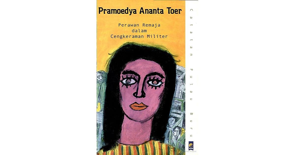 Perawan Dalam Cengkeraman Militer by Pramoedya Ananta Toer ...
