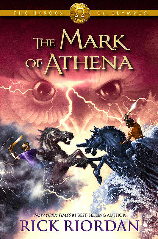 the mark of athena 3