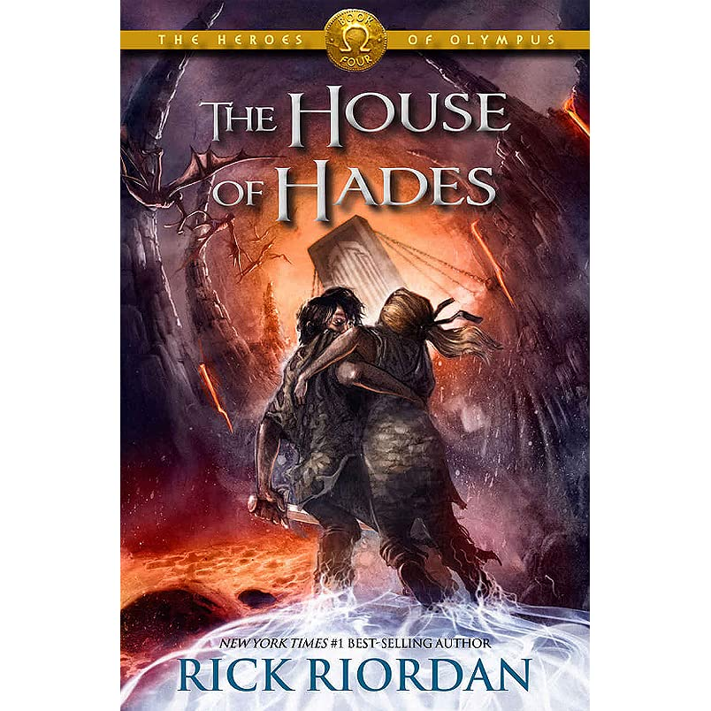 The House of Hades (The Heroes of Olympus, #4) by Rick Riordan