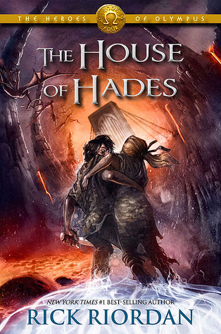 The House of Hades (The Heroes of Olympus, #4)