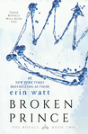 Broken Prince (The Royals, #2)