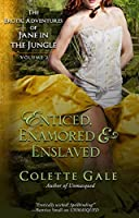 Enticed, Enamored & Enslaved: The Erotic Adventures of Jane in the Jungle (vol II) (The Erotic Adventures of Jane in the Jungle--Boxed Sets Book 2)