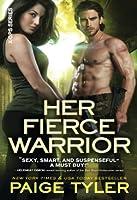 Her Fierce Warrior (X-Ops, #4)