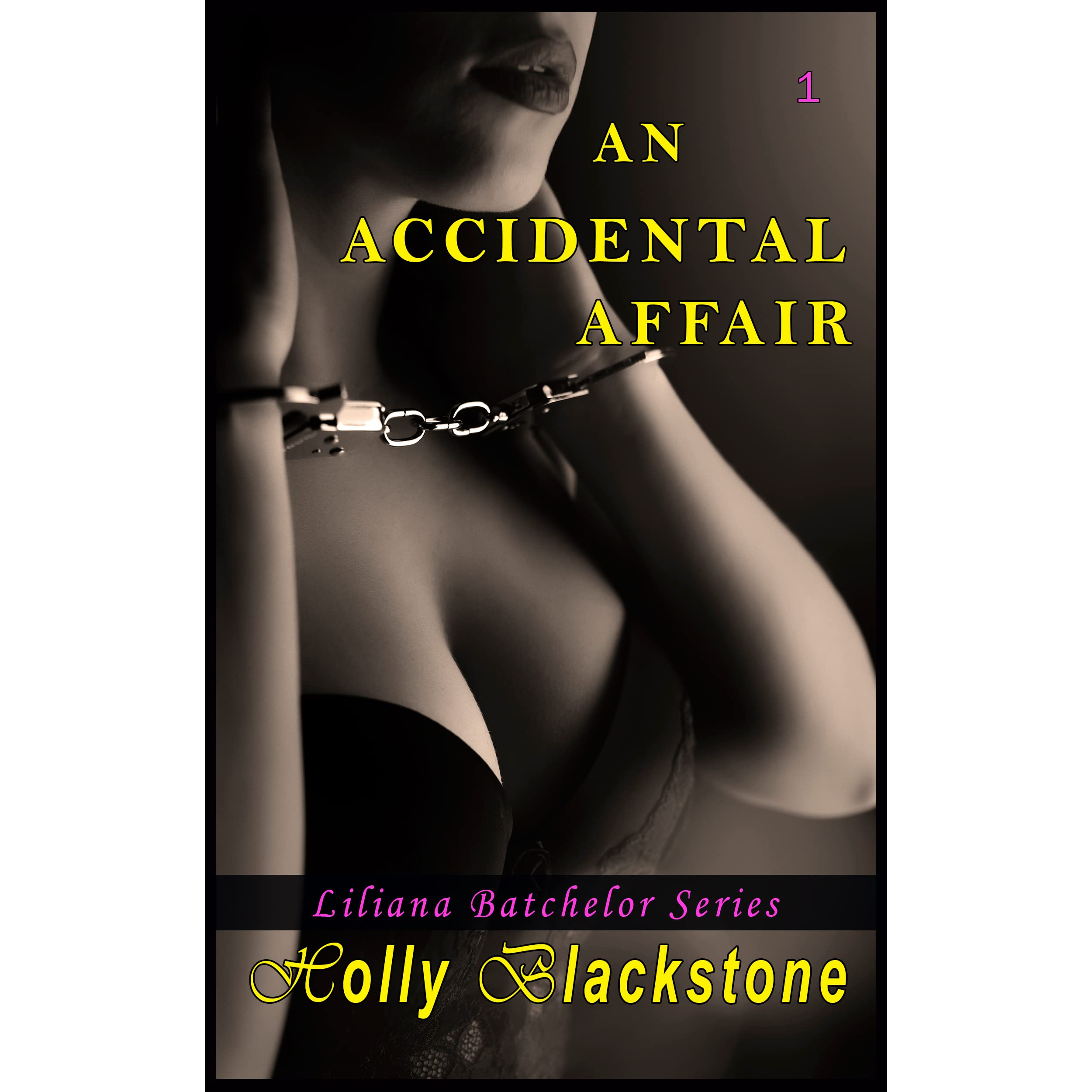 An Accidental Affair (liliana Batchelor, #1) By Holly Blackstone €� Reviews,  Discussion, Bookclubs, Lists