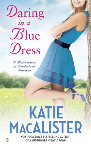 Daring In a Blue Dress (Ainslie Brothers #3)
