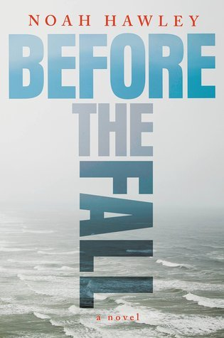 Image result for before the fall book noah hawley cover