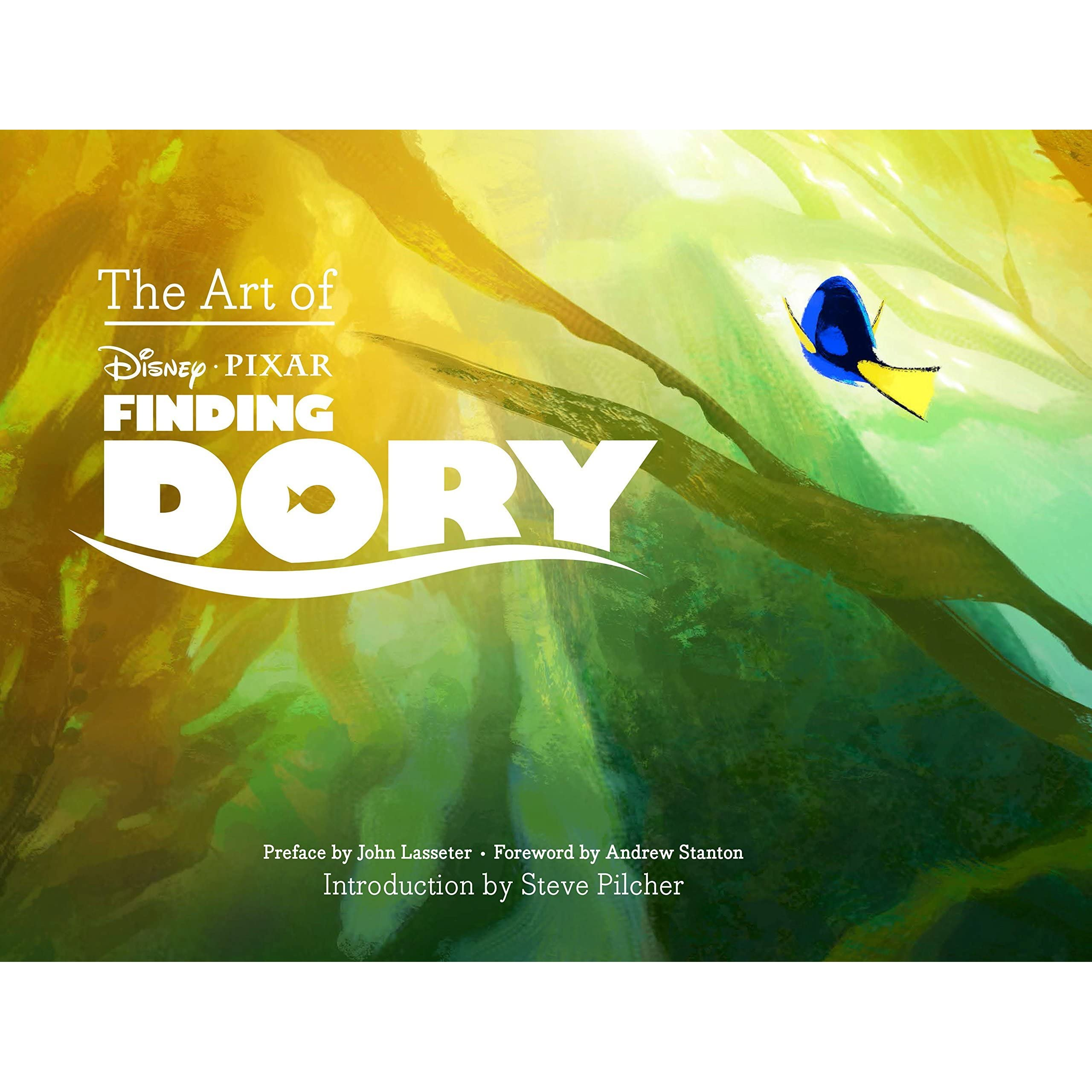 The Art of Finding Dory by Pixar Animation Studios