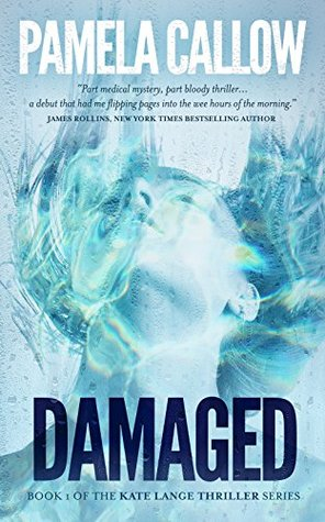Damaged (Kate Lange, #1)