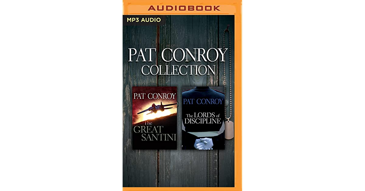 """an examination of lords of discipline by pat conroy Exam schedule fine arts """"pat conroy at the citadel symposium"""" on saturday, march 3 the south in pat conroy's lords of discipline."""