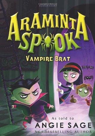 About Araminta Spook: Vampire Brat