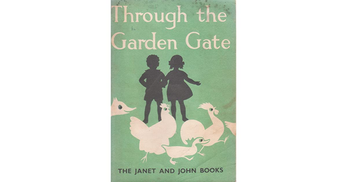 Through The Garden Gate By Mabel O Donnell
