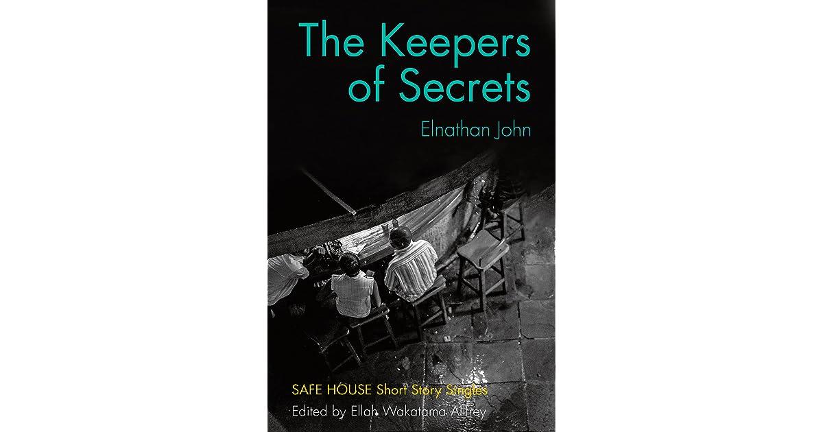 A Keeper of Secrets: a short story