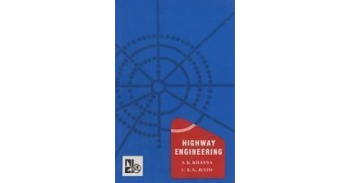 Highway engineering by sk khanna fandeluxe Image collections