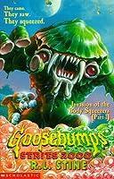 Invasion of the Body Squeezers: Pt. 1 (Goosebumps 2000)