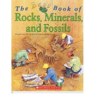 The Best Book Of Fossils, Rocks, and Minerals  by  Chris Pellant
