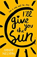 Image result for i'' give you the sun