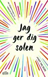 Jag ger dig solen by Jandy Nelson