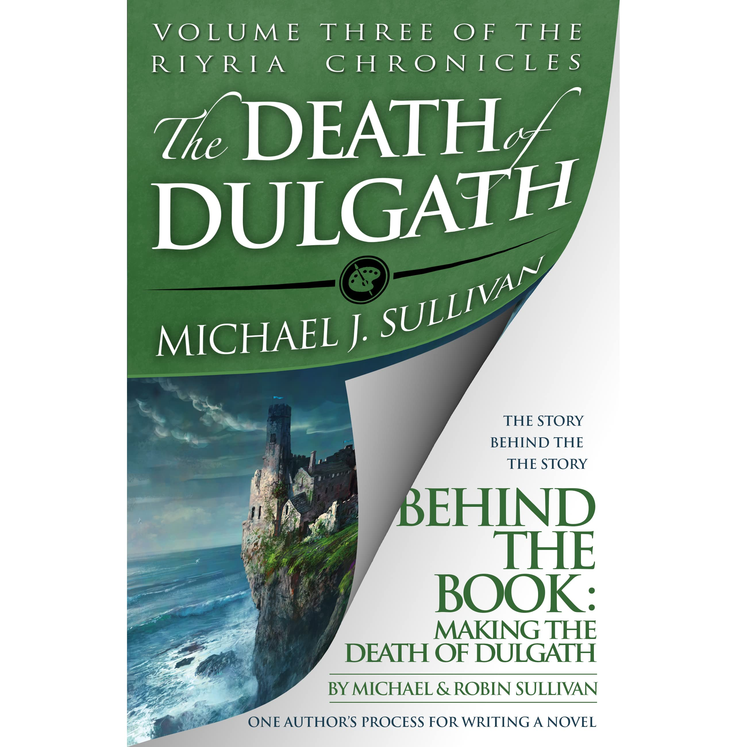 Behind The Book: Making The Death Of Dulgath By Michael J Sullivan €�  Reviews, Discussion, Bookclubs, Lists